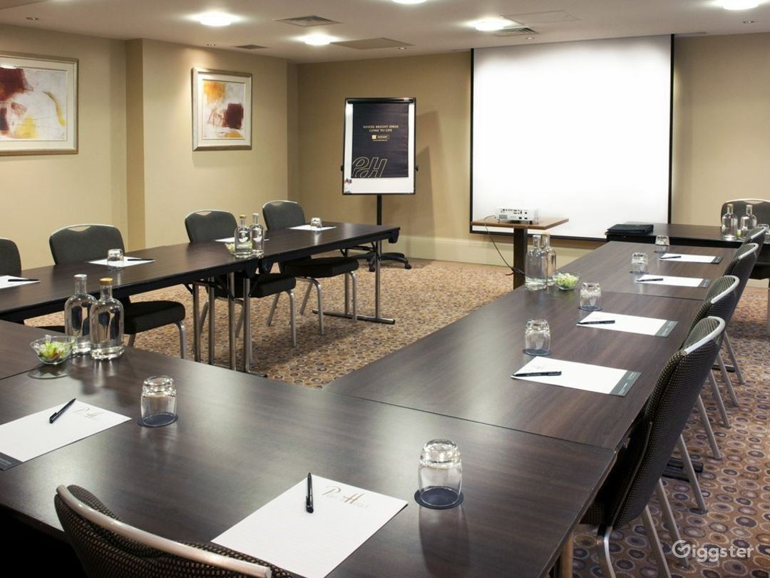 Awesome Boardroom in Leeds Photo 1