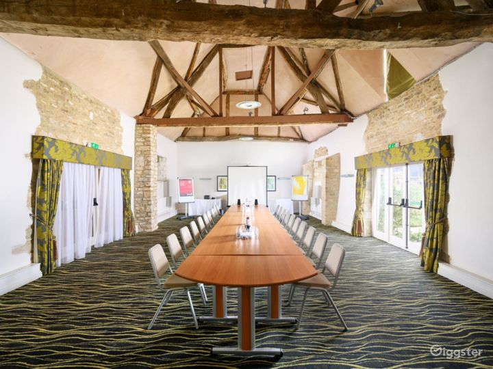15th-century Little Barn with Small Private Room in Oxford Photo 4