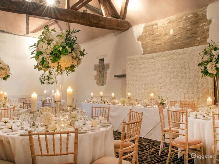 15th-century Little Barn with Small Private Room in Oxford Photo 2