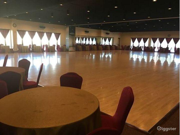 Extravagant Grand Ballroom in Houston