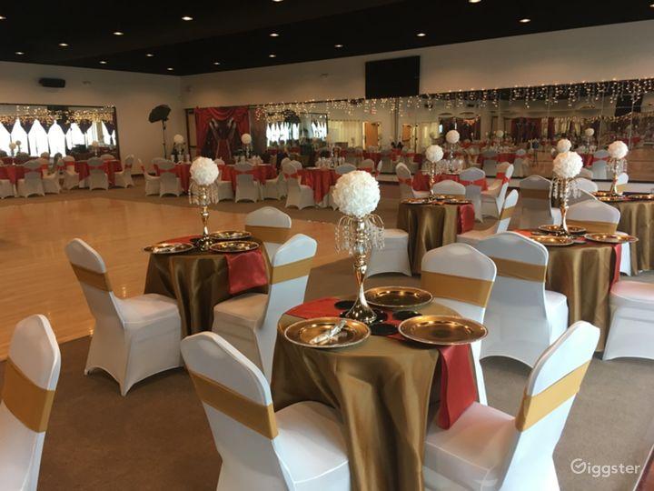 Extravagant Grand Ballroom in Houston Photo 3