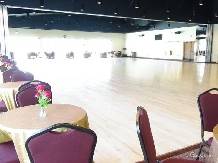 Extravagant Grand Ballroom in Houston Photo 5