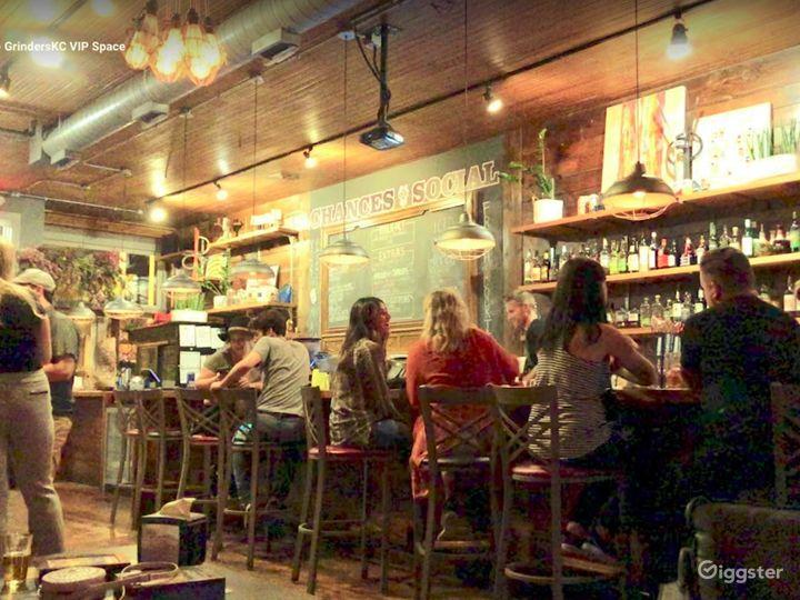 Bar Area - main floor