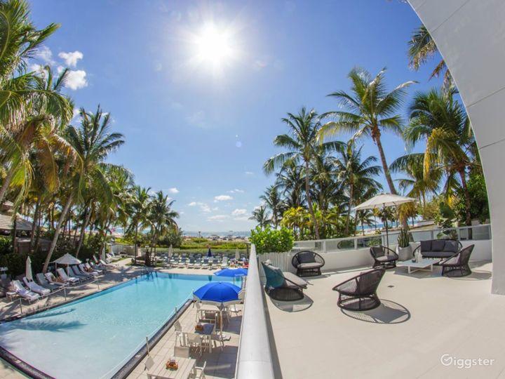 Ocean Lanai Suite Terrace in Miami Beach Photo 5