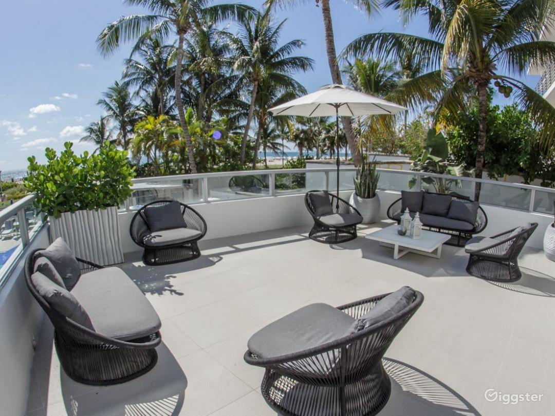 Ocean Lanai Suite Terrace in Miami Beach Photo 1