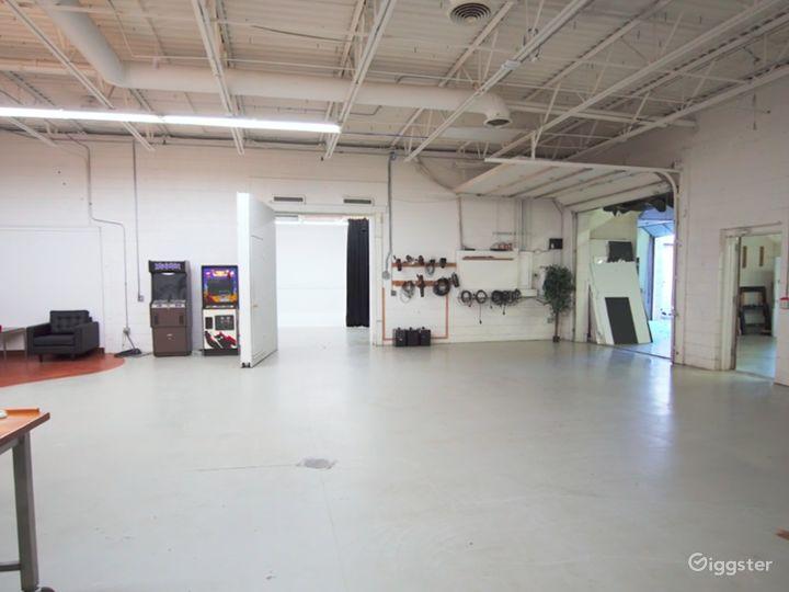 Studio B at North Loop Studio Photo 2