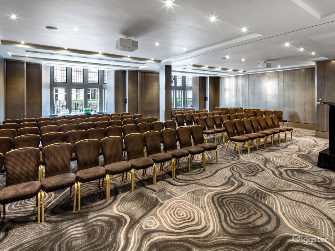 Meetings & Event Space for up to 150 people in Bloomsbury, London Photo 1