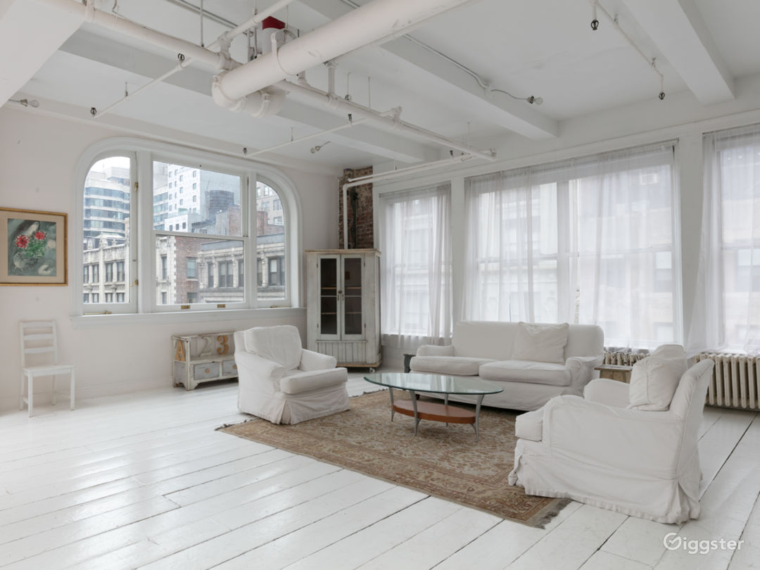 Fully-Furnished 4500 sq ft Penthouse in Manhattan Photo 4