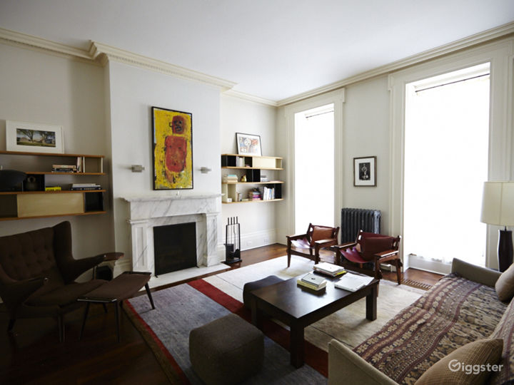 Contemporary townhouse: Location 5055