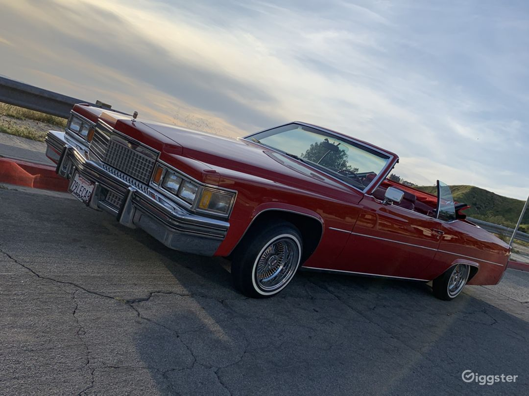 1979 cadillac DeVille Le Cabriolet Photo 1