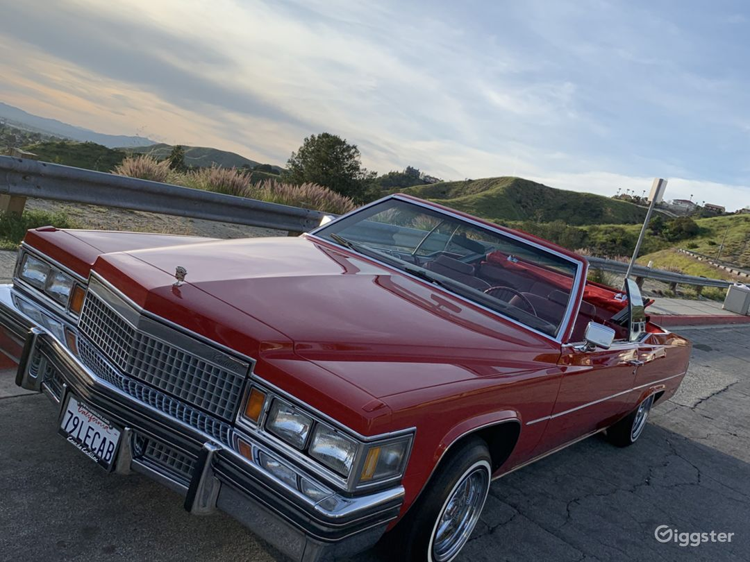 1979 cadillac DeVille Le Cabriolet Photo 4