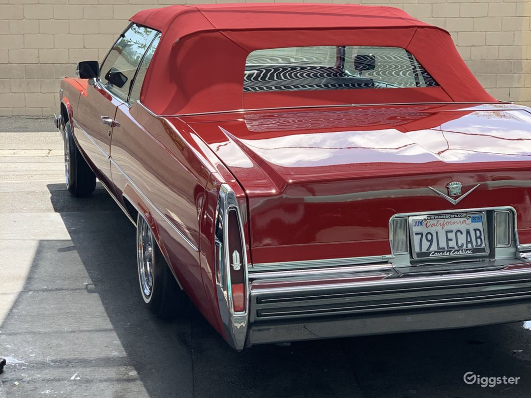 1979 cadillac DeVille Le Cabriolet Photo 2