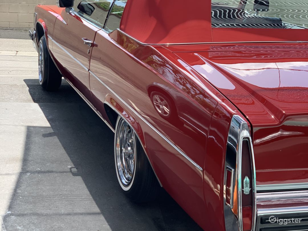 1979 cadillac DeVille Le Cabriolet Photo 3