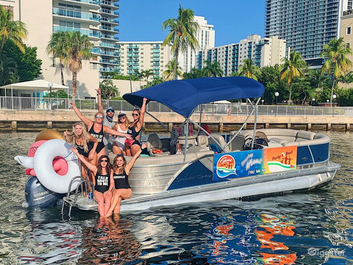 Party Boat in Tampa