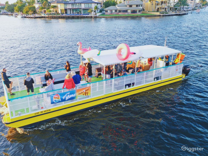 Party Boat in Tampa Photo 2