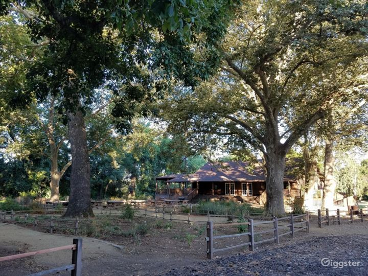 Rustic former-scout camp riverfront park Photo 4