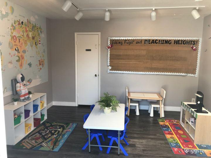 CHILDREN'S Indoor and Outdoor Event Space  Photo 3