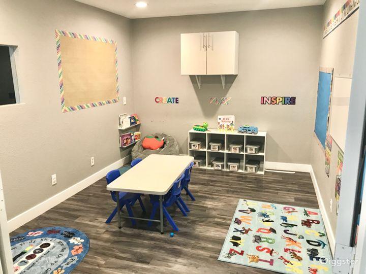 CHILDREN'S Indoor and Outdoor Event Space  Photo 4
