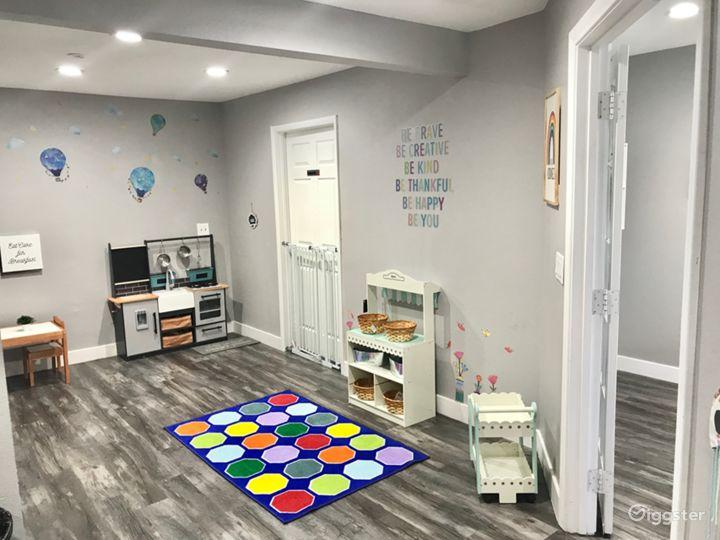 CHILDREN'S Indoor and Outdoor Event Space  Photo 5
