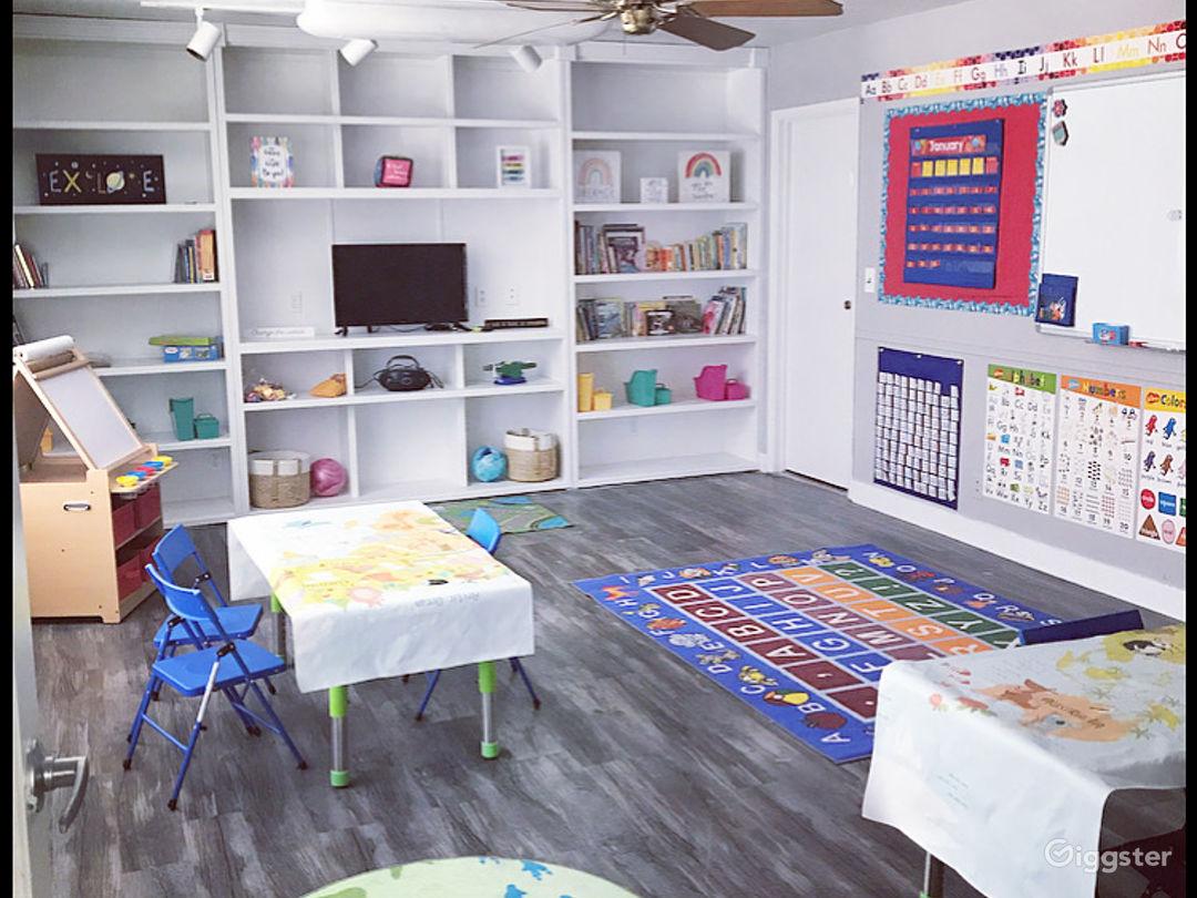 CHILDREN'S Indoor and Outdoor Event Space  Photo 1