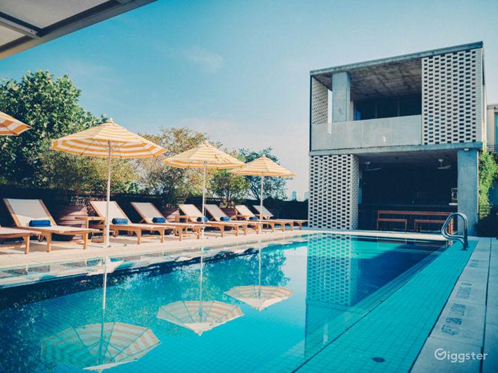 Urban Pool Deck + Pool Bar in Austin Photo 5