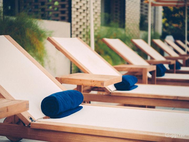 Urban Pool Deck + Pool Bar in Austin Photo 2