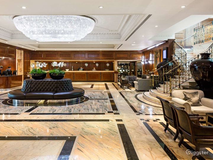 Elegant Commonwealth - West Large Conference Suite in London, Heathrow Photo 4