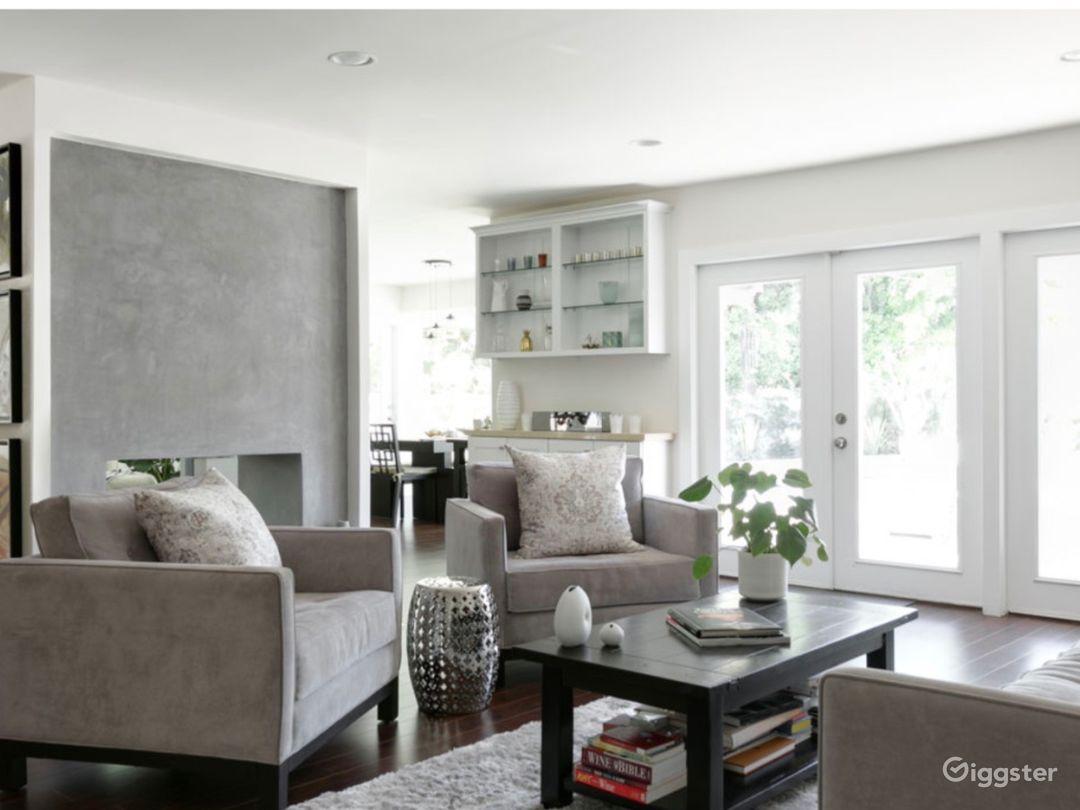 MidCentury Modern Home in Sherman Oaks, CA Photo 2