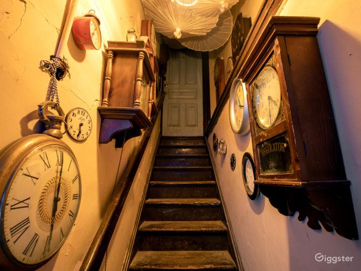 The Clock Stairway