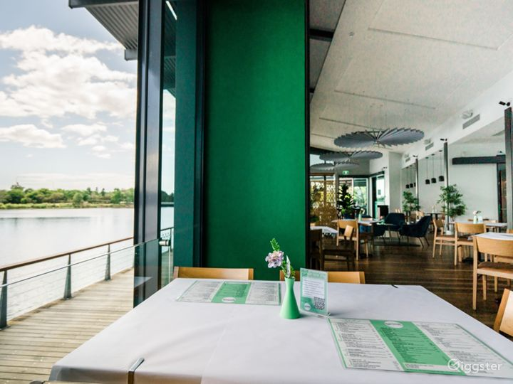 Spacious Board Walk Café and Restaurant for Events Photo 5