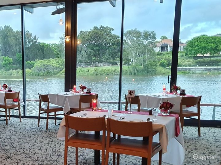 Spacious Board Walk Café and Restaurant for Events Photo 3