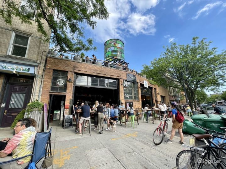 Beer and Ale Event Space Buyout