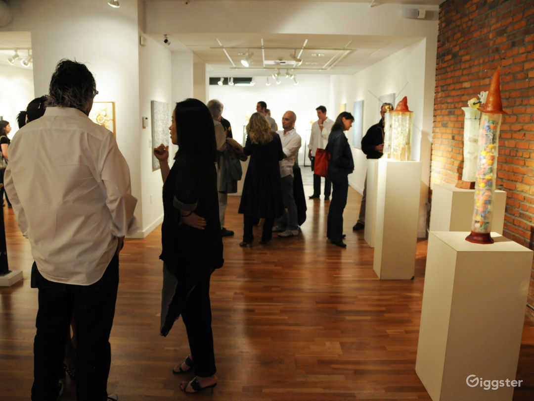 Another busy First Thursday show!