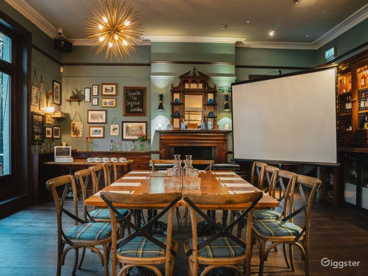 Rustic and Unique Style Event Space in London Photo 2