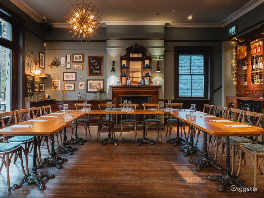 Rustic and Unique Style Event Space in London Photo 1