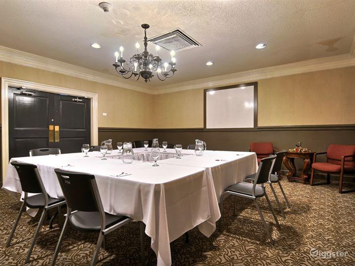 The Elvis Chapel - Meeting Space in Memphis