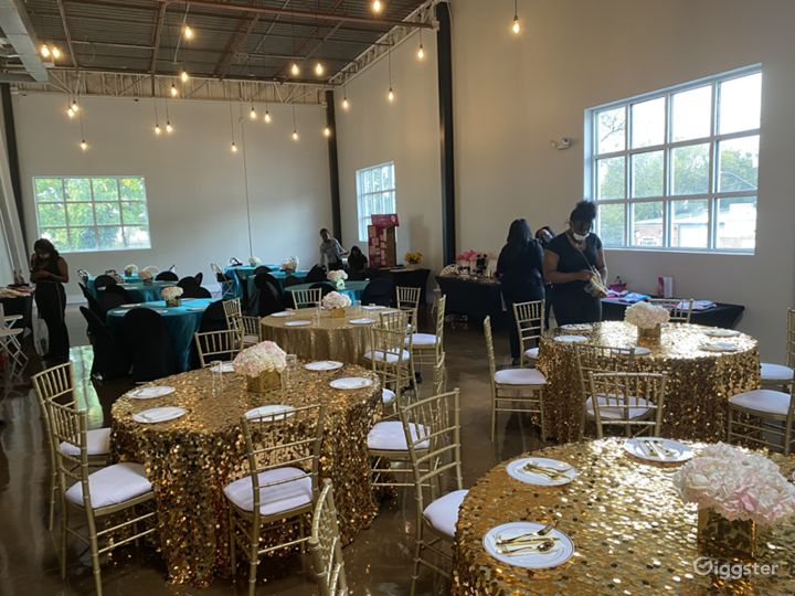Stunning Venue for Your Vision in Altlanta