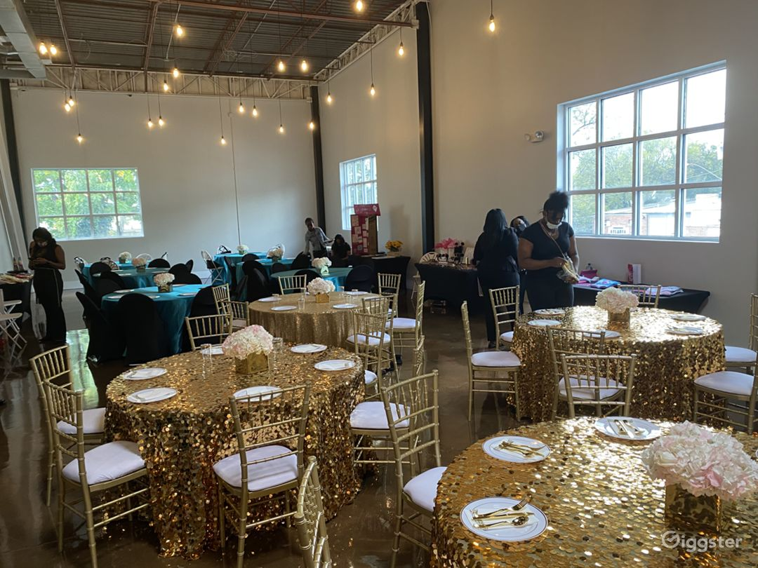 Stunning Venue for Your Vision in Altlanta Photo 1