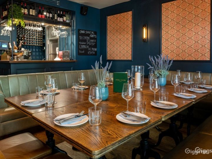 Buzzy and Inviting Tapas Bar and Restaurant Buyout Photo 4