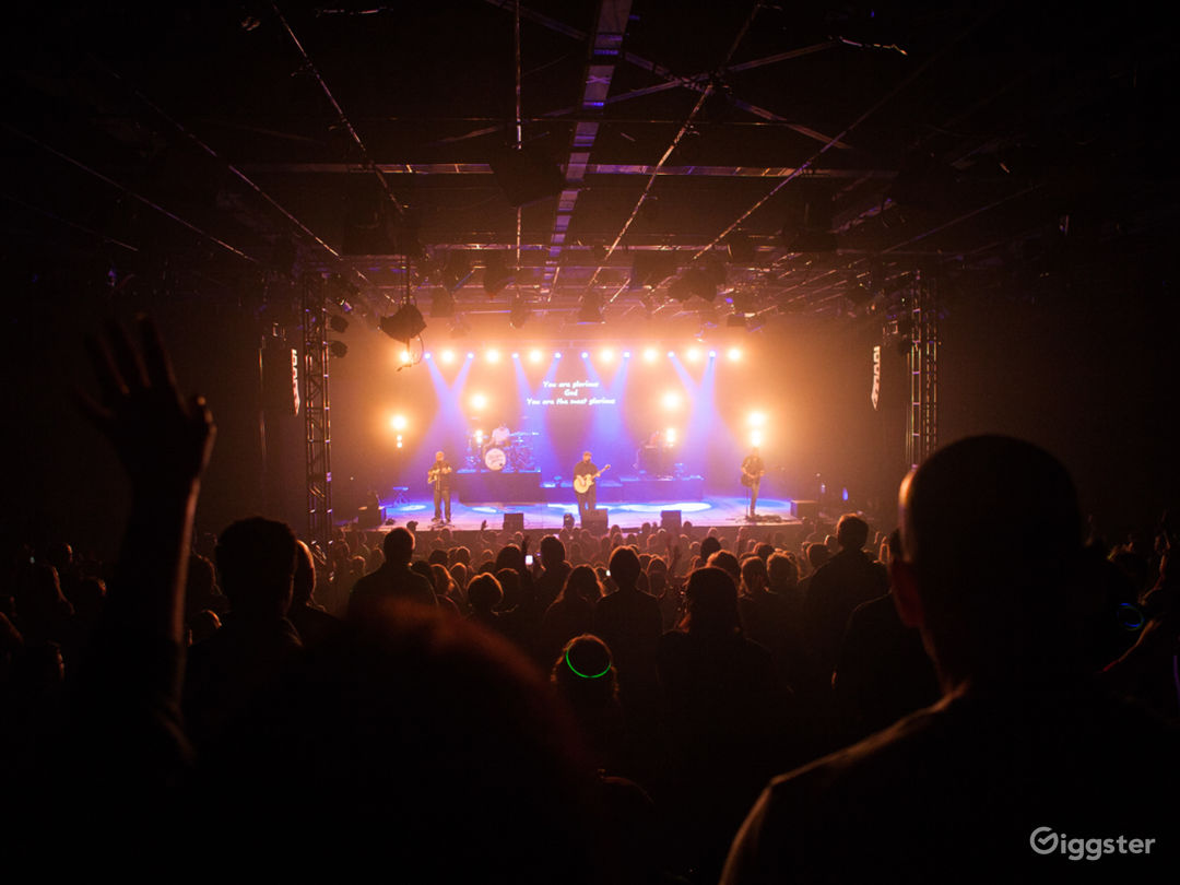 Huge Sound Stage Fortmill Photo 1
