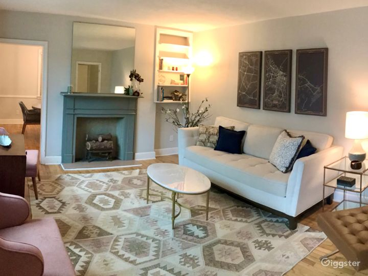 Impeccably Parkside Near Historic District