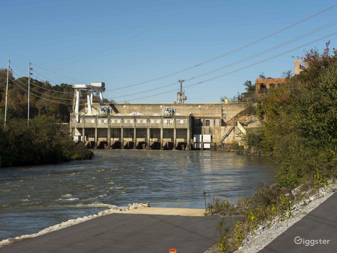 North Highlands Dam Photo 1