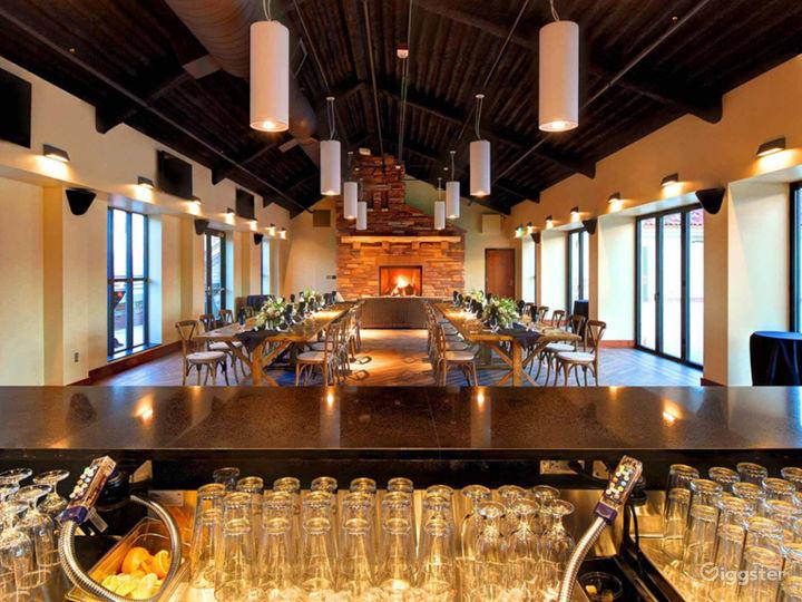 Elegant Rooftop Lounge Photo 2