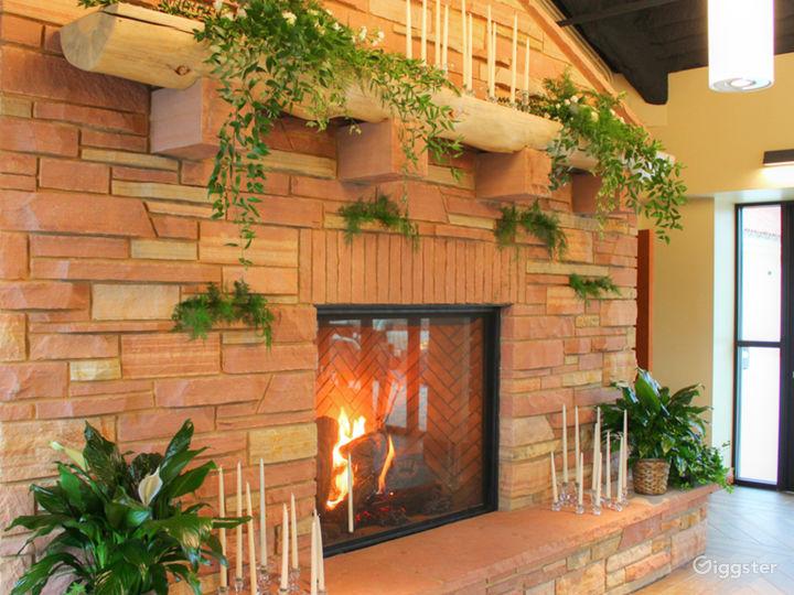 Elegant Rooftop Lounge Photo 4