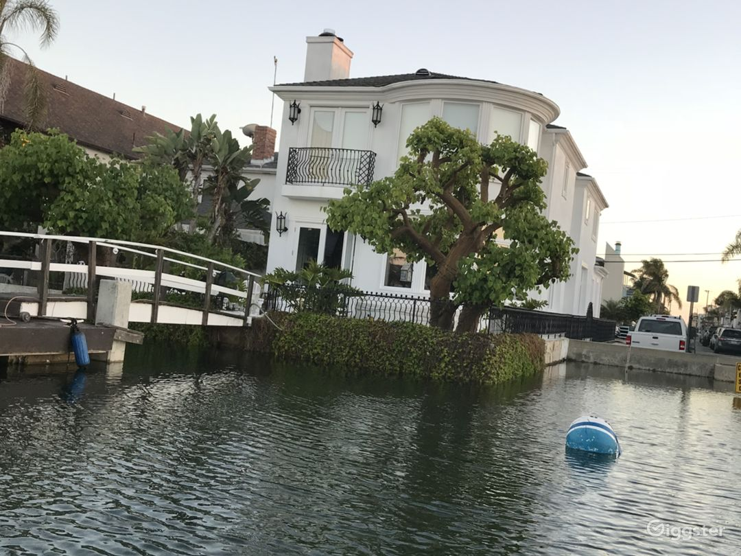 House View from Water