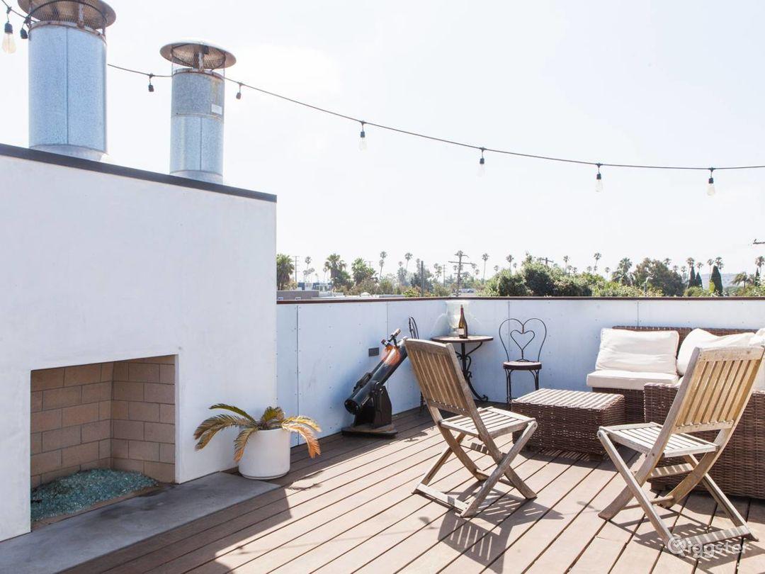 Venice Beach Modern Home w/ Rooftop Photo 2