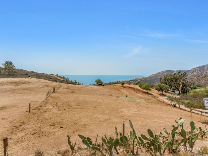 15 acres Malibu ranch with panoramic ocean view Photo 4