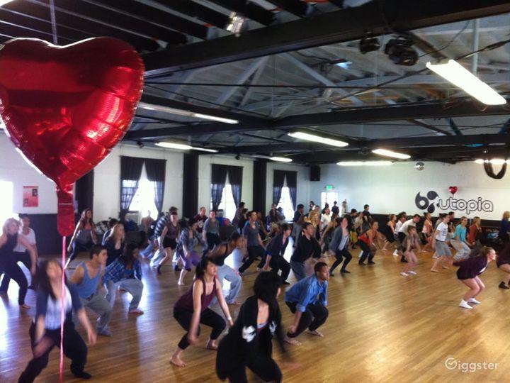 Creative Dance Room in Torrance Photo 2