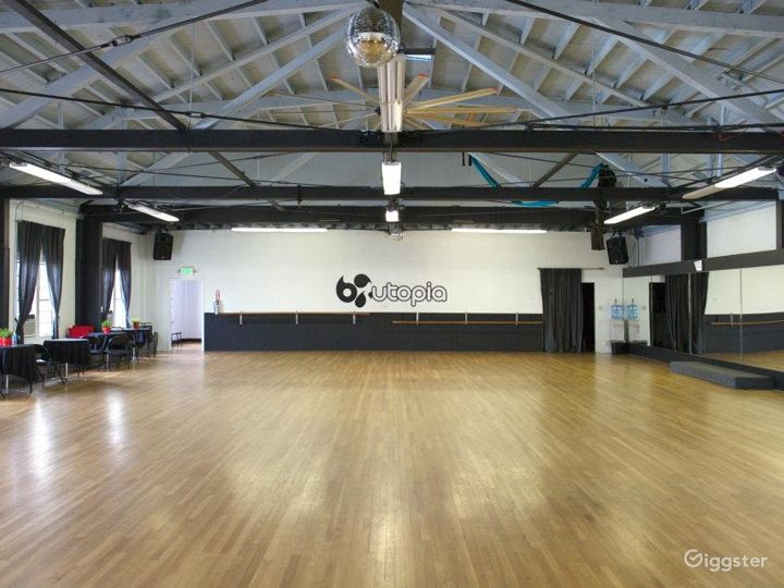 Creative Dance Room in Torrance