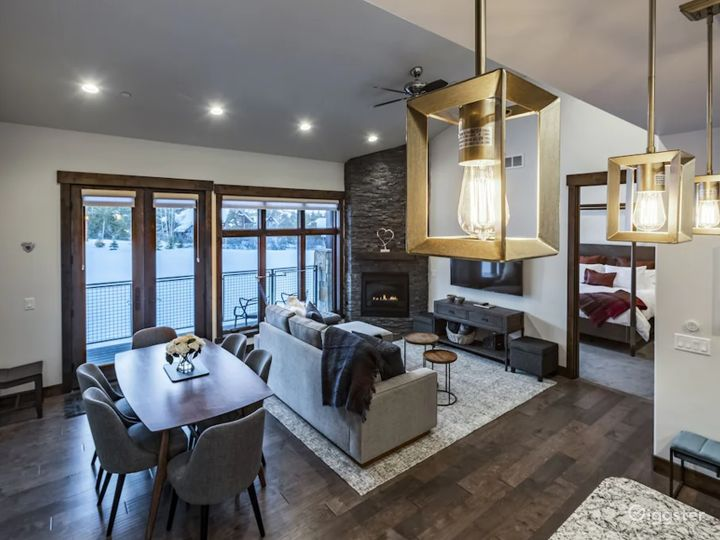 Mountain View Penthouse in Park City Photo 4